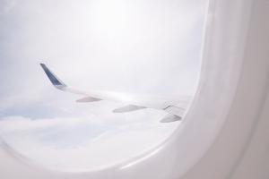 samolot ból zęba