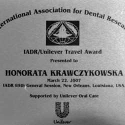 Nagroda Iard Unilever Travel Award