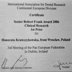Honorata Krawczykowska, dobry dentysta Wrocław
