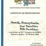 GIRSO 2006