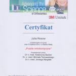 dr Nosow dyplom