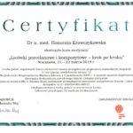 certyfikat licówki wrocław