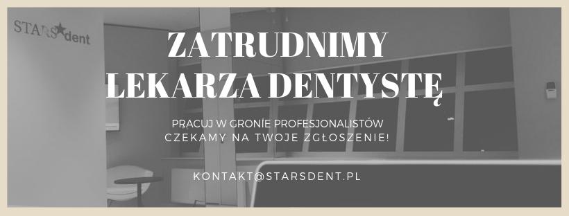 stomatolog Wrocław praca