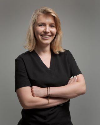 Specjalista ds. obsługi medycznej Martyna Filipiak